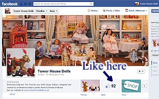 Tower House Dolls on Facebook