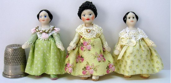 Tower House Dolls